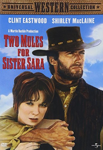 Two Mules For Sister Sara by Clint Eastwood Mule