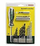 Bosch 2607017201 - Kit básico de puntas y brocas Bosch para bricolaje