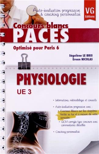 Physiologie UE 3 : Optimisé pour Paris 6