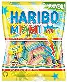 Haribo - Miami Fruchtgummi saure Süßigkeit - 175g