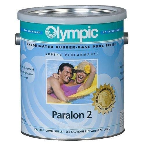 Kelley Technical 297QT Olimpico Paralon 2 clorurati gomma Base smalto Quart - Nero (Base-quart)