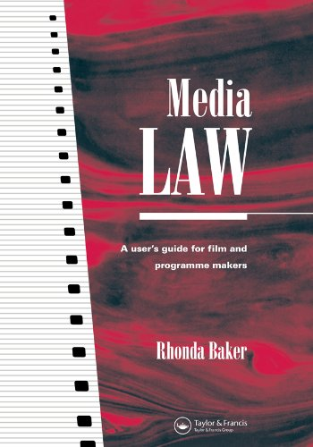 Media law a users guide for film and programme makers blueprint media law a users guide for film and programme makers blueprint series by malvernweather Choice Image