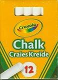 Crayola - Anti Dust 01.0280.10 White Chalk