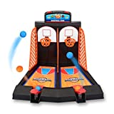 Best Basketball Players - Tabletop Mini Basketball Shooting Game, Prevently New Creative Review
