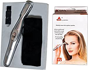 M Tech Bi Feather Electronic Eyebrow Shaper Shaver
