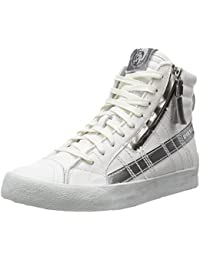Diesel Damen D-Velows D-String Plus Mid Hohe Sneaker
