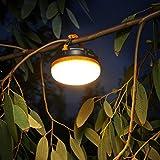 Auraglow LED-Garten-Licht sehr Lichterkette Batteriebetrieb