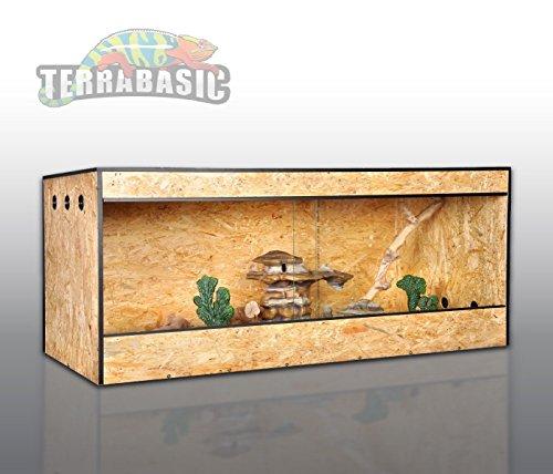 TerraBasic RepCage 150x60x60 Seitenbelüftung