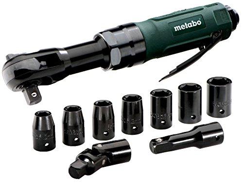Metabo 6.04119.50 Druckluft-Ratschenschrauber DRS68 Set 220 Liter/min