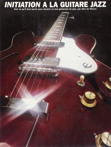 Initiation guitare jazz