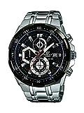 Casio Edifice Herren Armbanduhr EFR-539D-1AVUEF, Schwarz