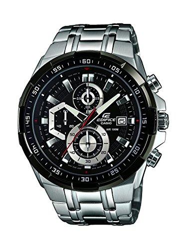 Casio Reloj Cronógrafo Hombre Cuarzo Correa Acero