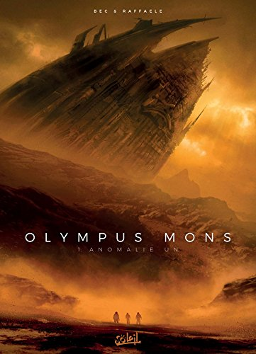 Olympus Mons 01 Anomalie Un par Christophe Bec