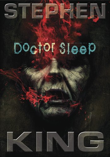 Book cover for Doctor Sleep