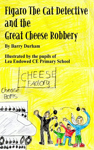 figaro-the-cat-detective-and-the-great-cheese-robbery-english-edition