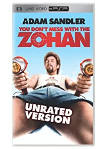 You Don't Mess With the Zohan [UMD Mini for PSP] [US Import]