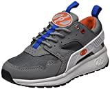 Heelys Jungen Force Turnschuhe, Grau (Grey/White / Orange), 38 EU