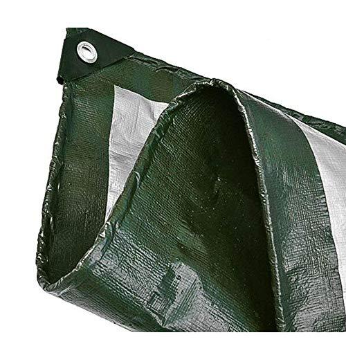 Lona- Thicken PE Tarpaulin Impermeable/Cubierta de Muebles de jardín/Toldos empotrables for Tienda...