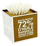 Savon De Marseille Soap And Brush 72% Oi...