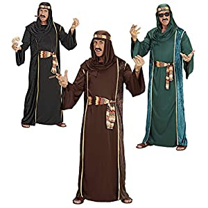 WIDMANN Disfraz para Hombre túnica, Talla L (44043)