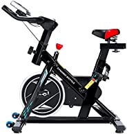 Durable Cycle Trainer Exercise Bicycle Heart Rate Fitness Stationary Exercise Bike With LCD Display Indoor Cyc