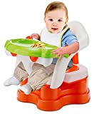 Toys Bhoomi 4 in 1 Sit Snack & Go Safe a...