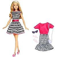 Barbie Doll and Fashions Toys For Girls, FFF58_FFF59