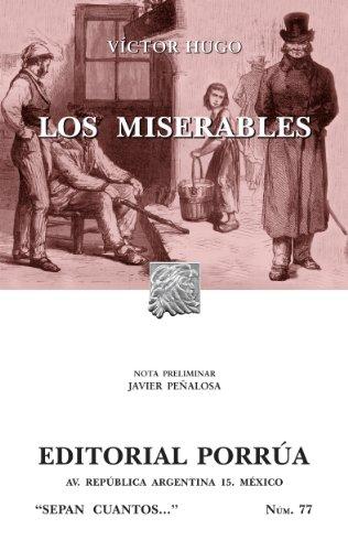 Los miserables (Colección Sepan Cuantos: 077) eBook: Victor Hugo ...