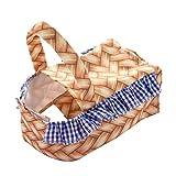 Xmiral Giacca Outwear Maglioni Cotone Maglietta Camicetta Canottiera Sportiva Cappotto Giacca Maglioncino Sportivo Canotterie Poncho Antipioggia Poloshirt Canotte Cane Domestico (L,Giallo)