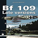 Bf109 Late Versions: Camouflage and Markings