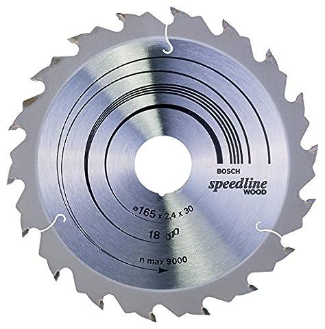 Bosch 2608640789 Speedline Wood Circular Saw Blade