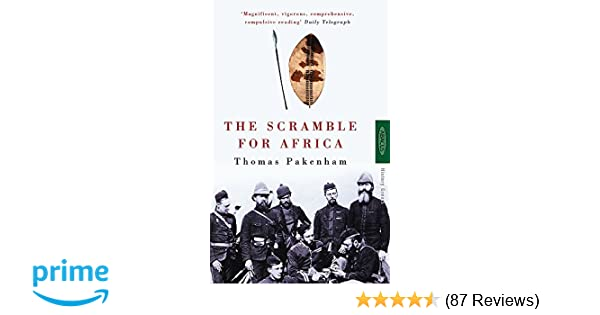 results of the scramble for africa