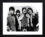 The Beatles gerahmtes Foto