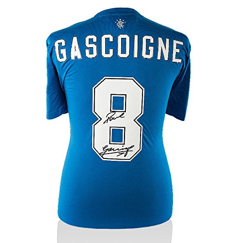 Paul-Gascoigne-Signed-Shirt-Rangers-Number-8
