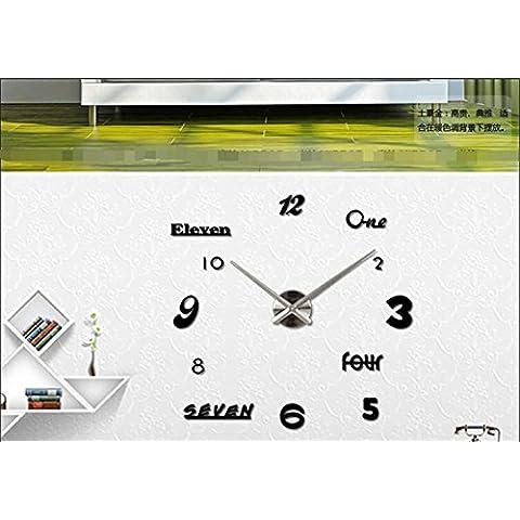 stile europeo e americano, creativa combinazione di orologio Orologi da