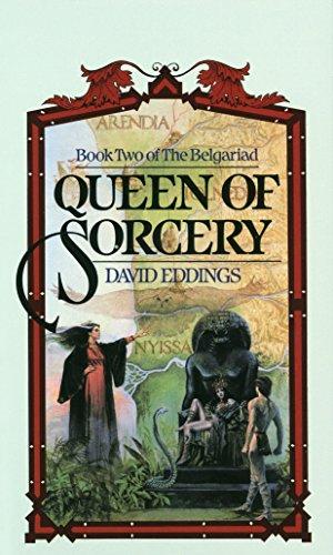 Queen of Sorcery (Belgariad) por David Eddings