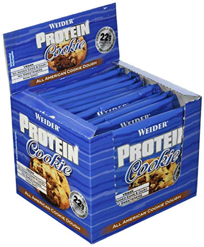 Weider Protein Cookie, All American Dough, 12 x 90 g