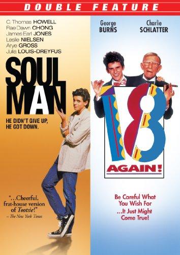 Soul Man & 18 Again / (Ws Dol) [DVD] [Region 1] [NTSC] [US Import] - Men Soul Dvd
