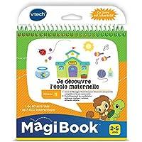 VTech 480805 - Magibook - Je Découvre l'École Maternelle
