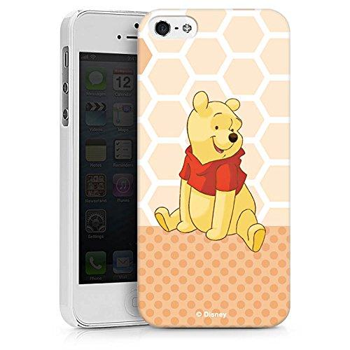 Apple iPhone X Silikon Hülle Case Schutzhülle Disney Winnie Puuh Merchandise Zubehör Hard Case weiß