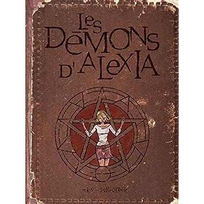 Les démons d'Alexia - L'intégrale - tome 1 - Les démons d'Alexia T1 (T1à T4)
