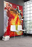 Komar 'Star Wars Boba Fett Papier Peint Mural, Multicolore, 4pièces
