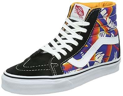 VANS Chaussures - SK8-HI Reissue - Van Doren black tropic, Taille:38