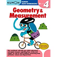 Grade 4 Geometry & Measurement (Kumon Math Workbooks)