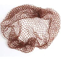 Trophy White Mesh Hair Nets One Size Fits All x 30