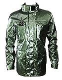 MA.Strum Men's Glass Cotton Field Jacket Frost Green (MSJK001) (x-Large)