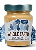Whole Earth Organische Smooth Peanut Butter 227g