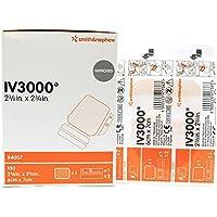Opsite 4007 sterieles Pflaster, Verbände, Einhandapplikation ohne Kanülenschlitz, 6 cm x 7 cm (10-er Pack) (10) preisvergleich bei billige-tabletten.eu