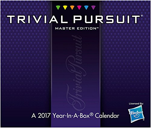 Read Book Online TRIVIAL PURSUIT: MASTER EDITION Year-In-A-Box Calendar (2017) ePub