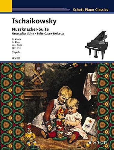 Nussknacker-Suite: op. 71a. Klavier. (Schott Piano Classics)